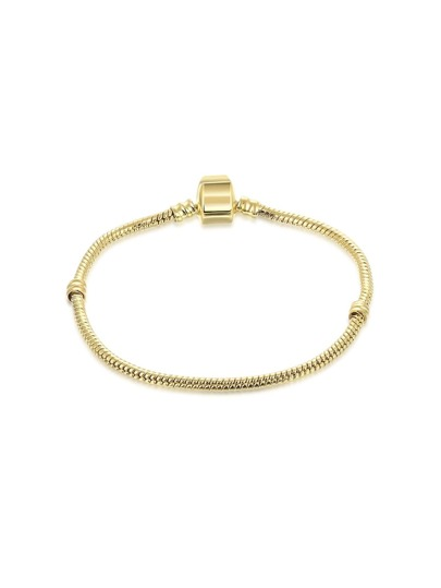 Minimalist Plated Bracelet
