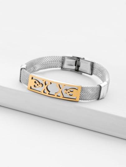 Модный оригинальный браслет