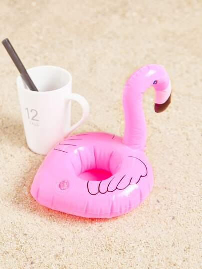 Flamingo Inflatable Drink Holder