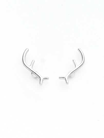 Antler Design Cute Ear Crawler