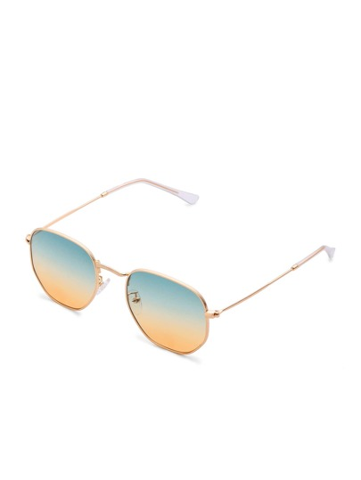 Gafas de sol con lentes de ombré