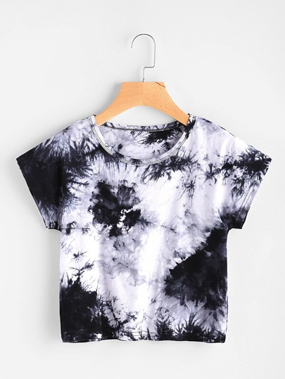 Tee-shirt aquarelle
