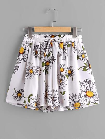 Pantaloncini stampati