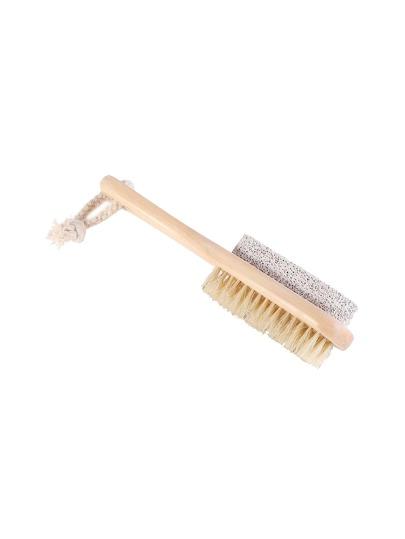 Cepillo de baño exfoliante