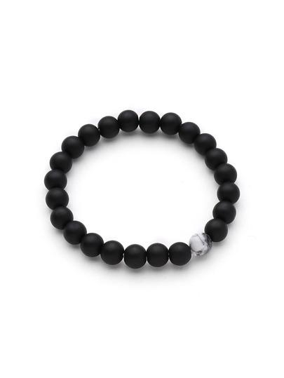 Beads Embellished Handmade Bracelet