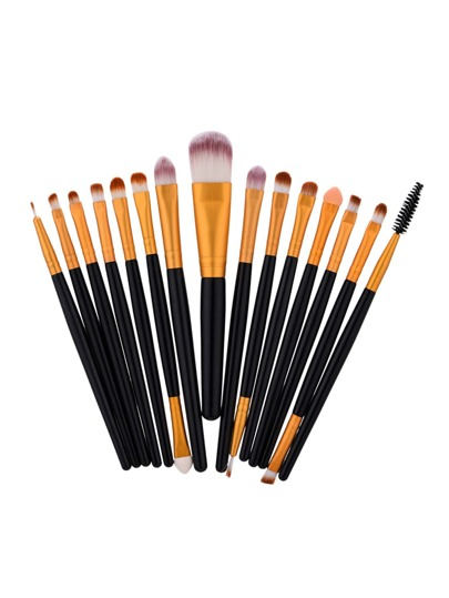 Basic Eye Brush 15pcs