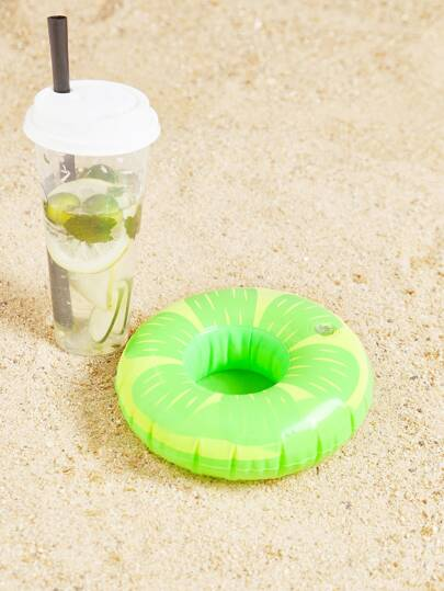 Round Shaped Inflatable Beverage Holder