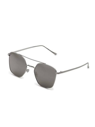 Metal Top Bar Sunglasses