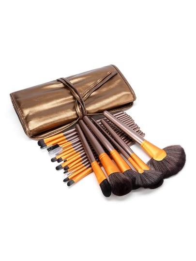 Professional Makeup Brush 21pcs With Bag