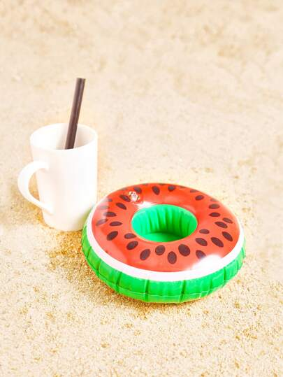 Watermelon Inflatable Drink Holder
