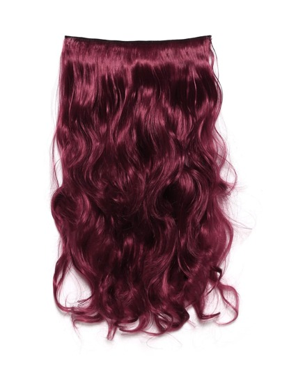 Clip In Soft Wave Hair Extension
