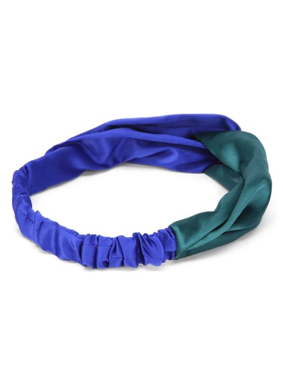 Two Tone Twist Headband