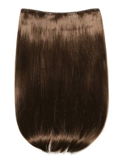 Модные синтетические волосы с заколкой