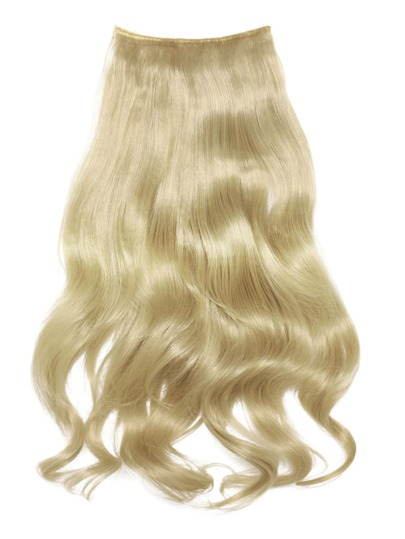 Soft Wave Long Hair Weft With Clip