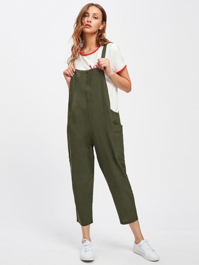 Pantalons avec poche