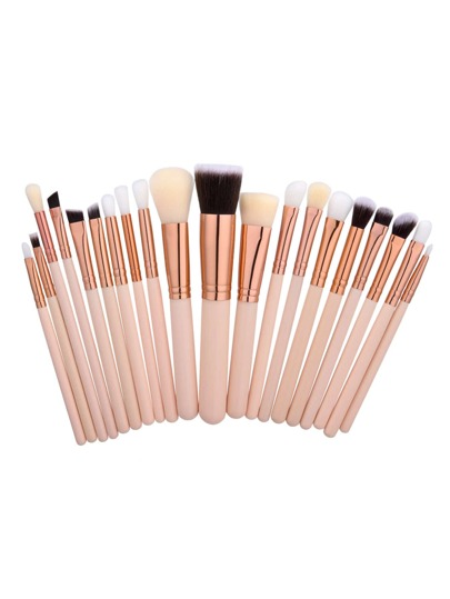 Professional Makeup Brush 20pcs