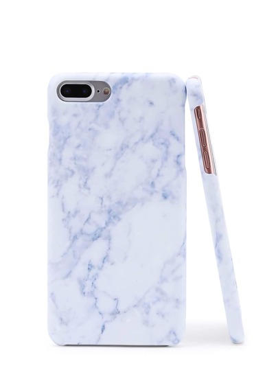 Funda para iPhone con estampado de mármol