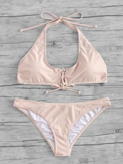 Set di bikini di con cut-out