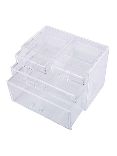 Makeup Organizer With Drawer