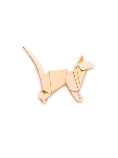 Metal Cat Cute Brooch