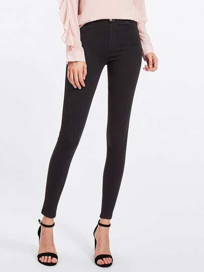 Jeans basique mince