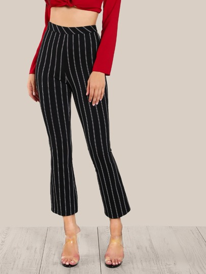 Tailored Flare Pants