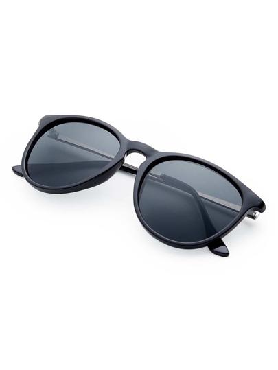 Gafas de sol con montura fina