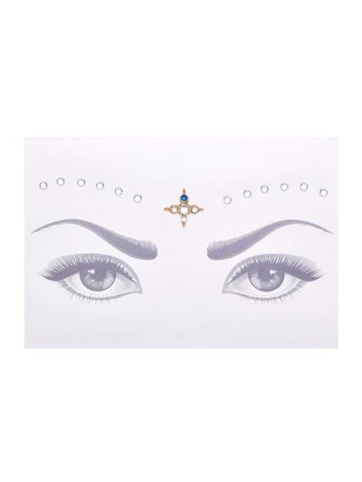 Pegatinas de accesorio para los ojos