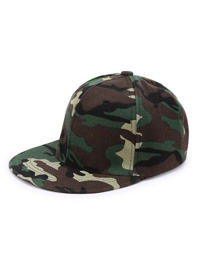 Cappellino camuffato