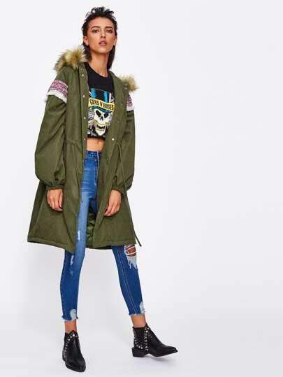 Women's Outerwear Jackets & Coats Sale Online |SheIn-Us SheIn ...