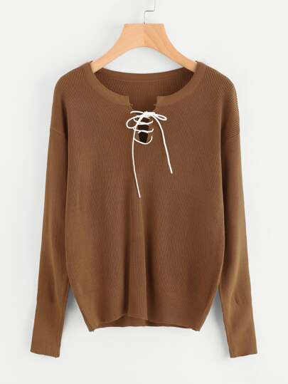Brown Sweaters Online Sale