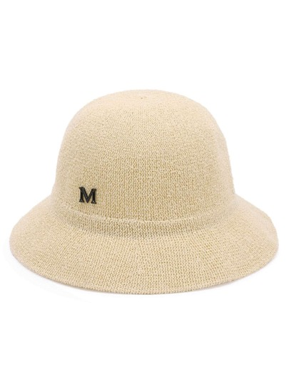 Eimer Hut mit Buchstabe