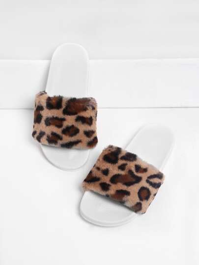 Slippers piatte