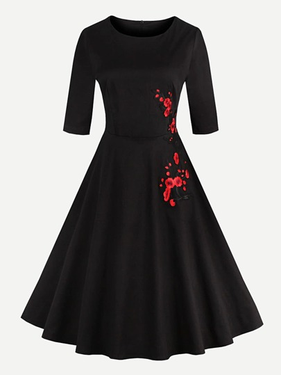 Vintage Dresses, Women's Party Dresses Online | SheIn.com