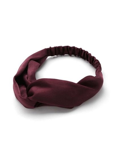 Plain Twist Headband