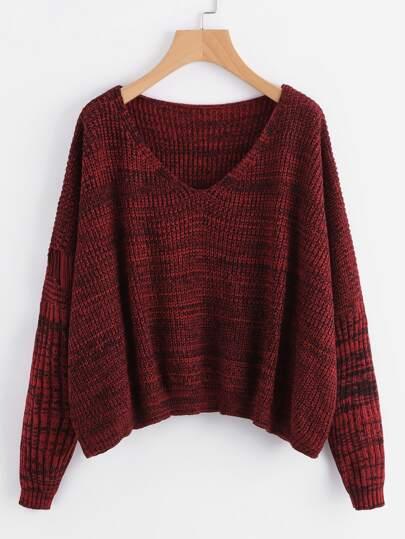 Pullover mit Riemendesign
