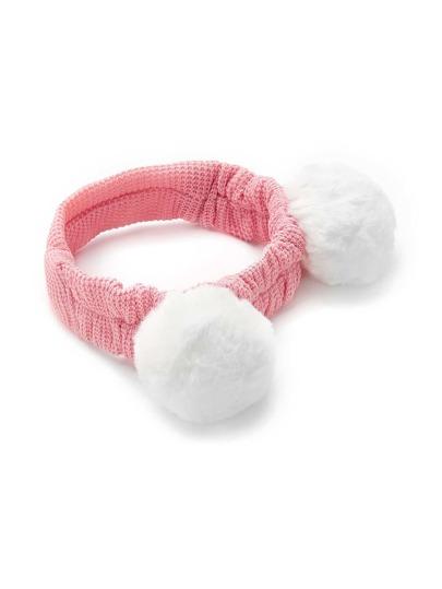 Pom Pom Ears Headband