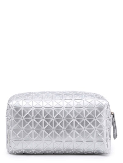 Geometric pattern Cosmetic Bag