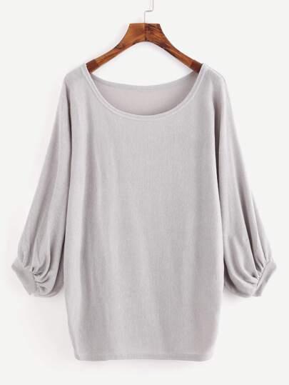 Bishop Sleeve T-shirt
