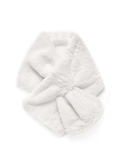 Sciarpa Tippet in pelliccia ecologica
