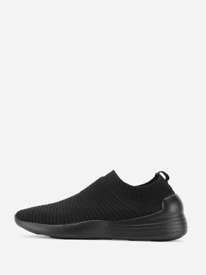 Chaussures de sport design de nœud