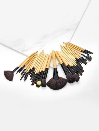 Sets de brocha cosmética profesional 32 piezas