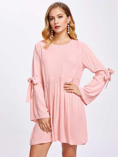 Rosa kleid xxl