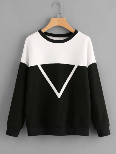 Pullover mit Band Detail