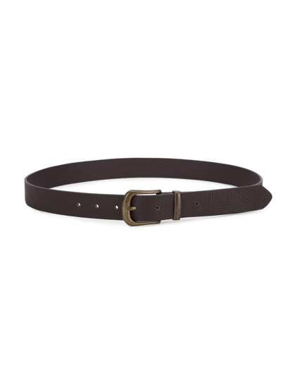 Metal Buckle PU Belt