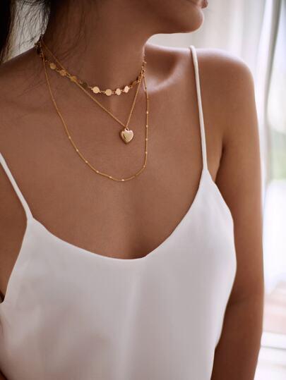 Модное оригинальное ожерелье с подвеской