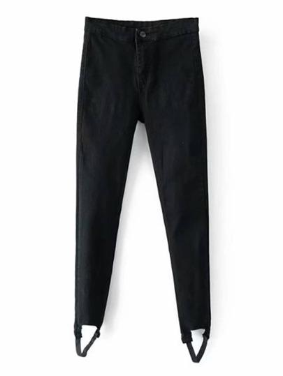 Skinny Stirrup Jeans