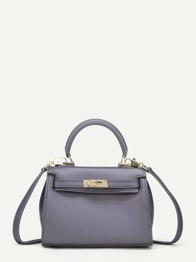Модная PVC сумка