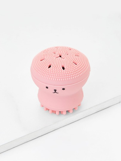 Octopus Cute Facial Skin Clean Tool
