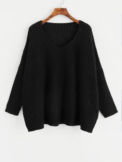 Loose Knit Oversize Jumper